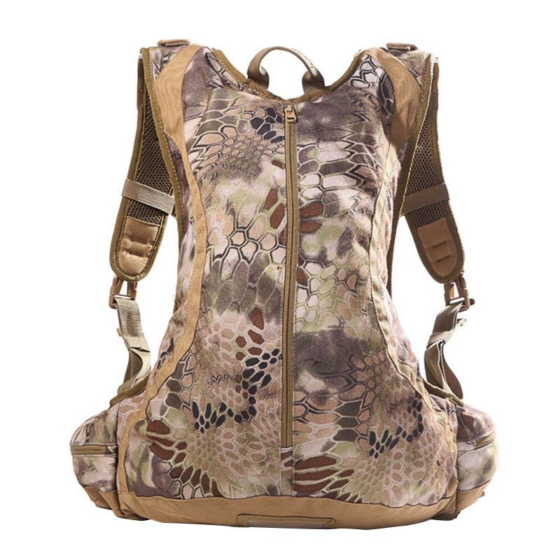 3L Water Bladder Bag Hydration System Backpack Pack Hiking