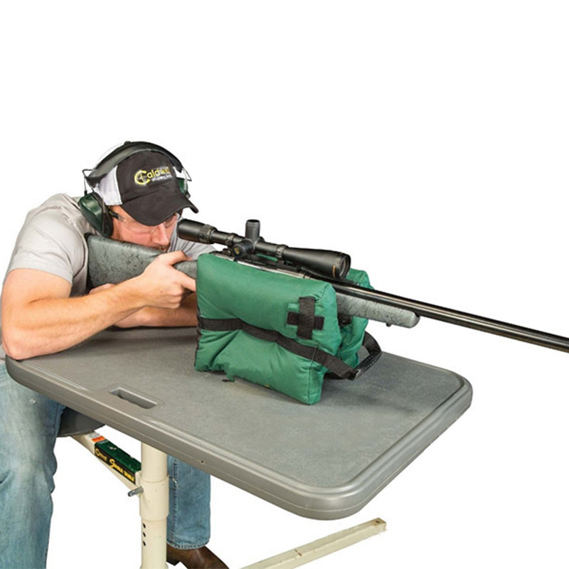 Us Shooting Range Sand Bag Set Rifle Gun Bench Rest Stand ...