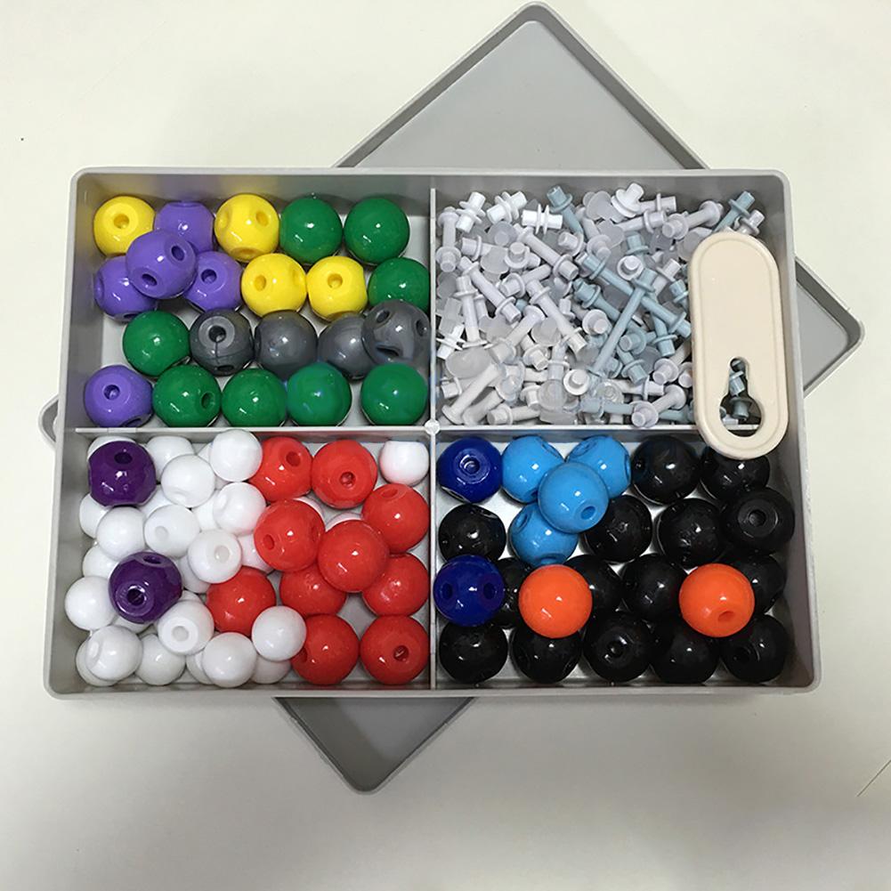 3d Molecular Model Organic Chemistry Atom Molecules Kit